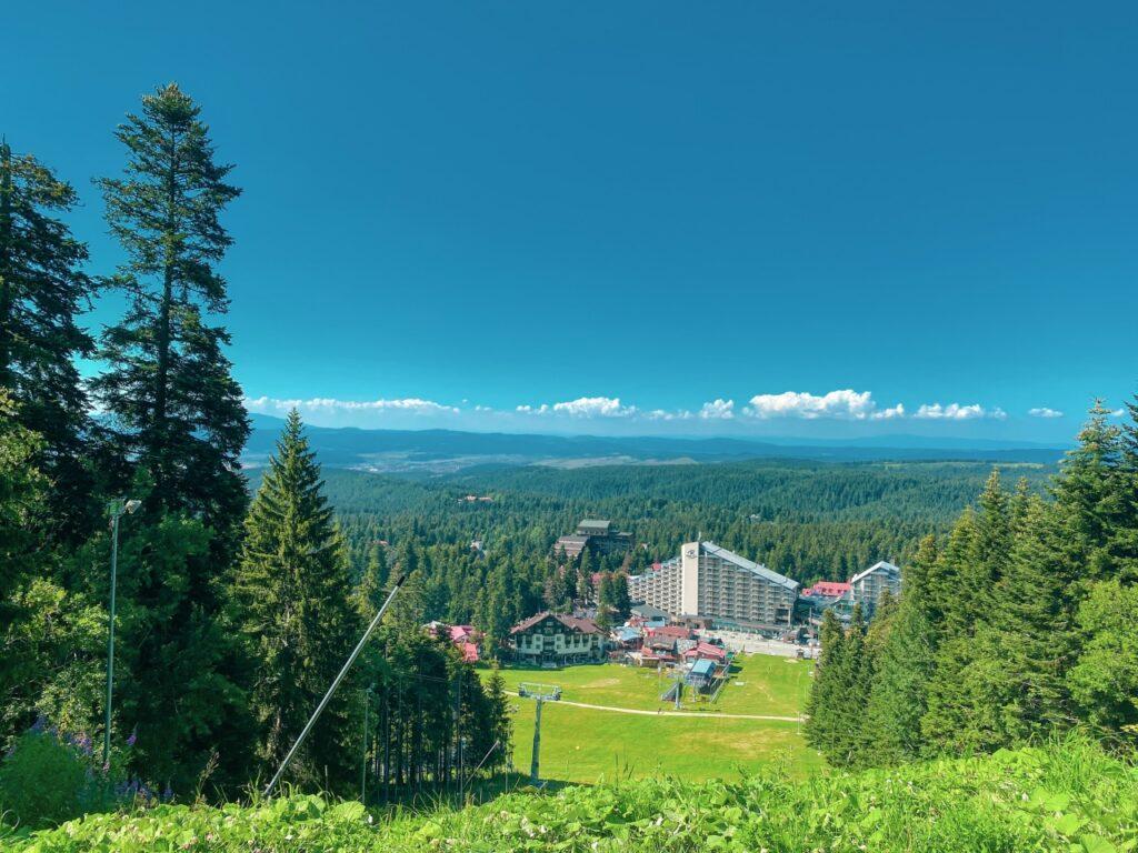 A beautiful scenery in Bulgaria